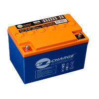 12V 33ah Gel Battery Ozcharge