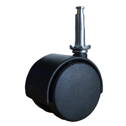 50mm Swivel Twin Castor Push